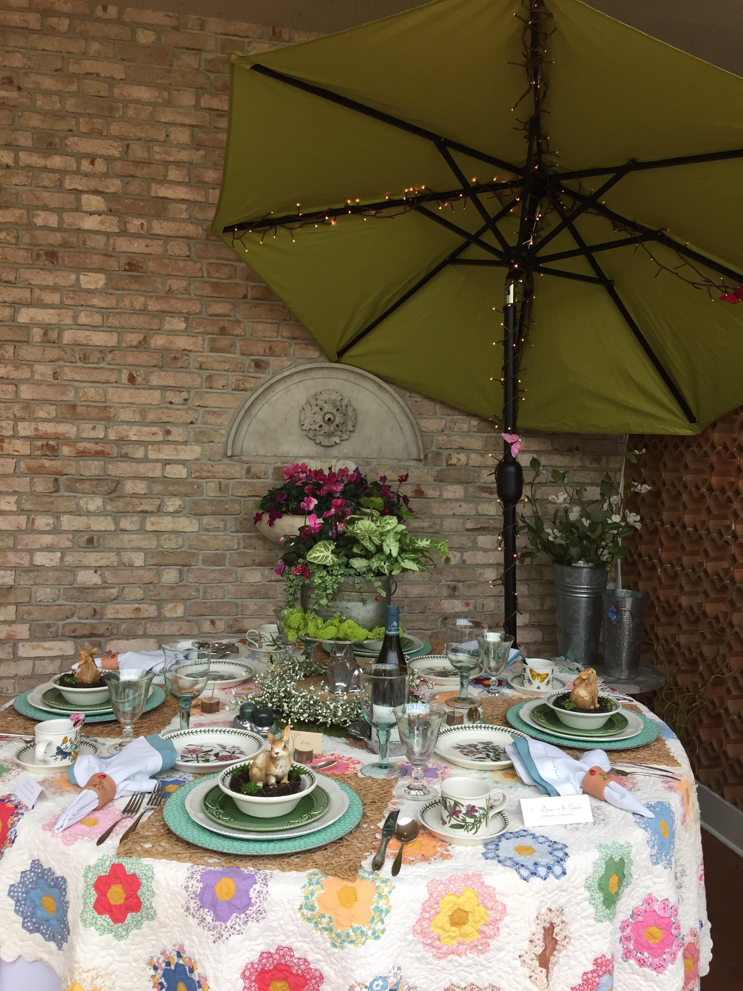Lakewold Gardens Beautiful Tables Showcase | Get Going